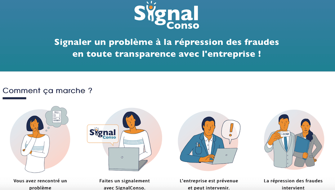 DGCCRF 2.0 : SignalConso.